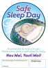 Safe Sleep Day Poster
